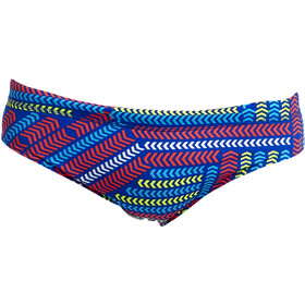 Funky Trunks Classic Briefs Men chain reaction